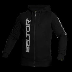 5e071d485ad17d Bluza sportowa Zip Hoodie Original Black BELTOR rozm. M + GRATIS
